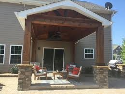 covered porch and patio by outdoor living design co outdoor