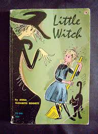 vintage halloween lights vintage children u0027s halloween book little witch 1966 book