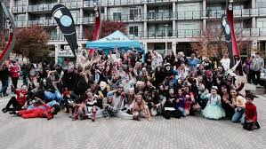 thrillvancouver ghouls aim to break thriller dance world record