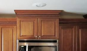 Kitchen Cabinet Moldings Crown Kitchen Cabinets Amazing On Kitchen Intended For Cabinets