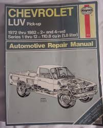 used chevrolet luv pickup other parts for sale