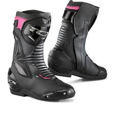 ladies motorbike boots tcx sp master ladies motorcycle boots race sports boots
