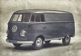 volkswagen van original interior the original vw transporter just turned 65 and it u0027s still the