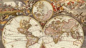 World Map Wallpaper by Old Map Backgrounds Wallpaper Cave