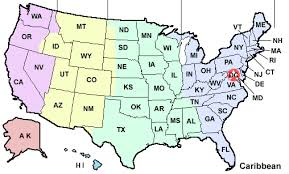united states map with state names and time zones current dates and times in us states map current dates and times