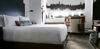 New York City Bedroom Furniture by The Renwick Hotel New York City Curio Collection By Hilton