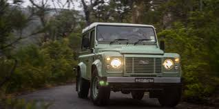 older land rover discovery land rover defender production to end january 2016 u2013 report