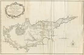 Map Of Cyprus File Map Of The Island Of Cyprus Drummond Alexander 1754 Jpg