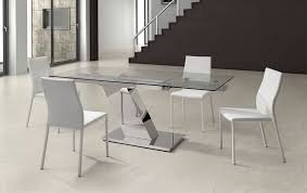 ofm tempered glass conference table stainless steel amazon com ultra sleek stainless steel glass modern executive
