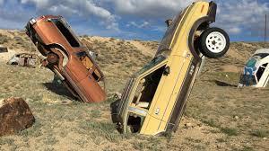 auto junkyard network nevada u0027car forest u0027 is a junkyard oasis