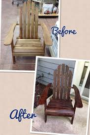 adirondack chairs gab stained only 24 at tree shop
