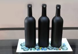 wine bottle centerpieces how to make inexpensive wine bottle centerpieces 11 steps