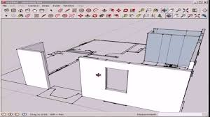 how to scale floor plan in autocad youtube