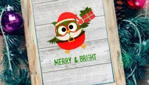 Bright Christmas Decorations 3 Free Festive Christmas Printables Glued To My Crafts