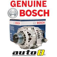 genuine bosch alternator fits nissan patrol gu 3 0l diesel