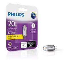 Philips Landscape Light Bulbs by Led Capsule 046677458515 Philips