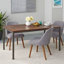 Elm Dining Table Box Frame Dining Table Wood Woods Dining And Atomic Ranch