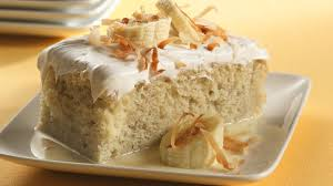 banana tres leches dessert recipe bettycrocker com