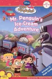 einsteins penguin u0027s ice cream adventure book shop