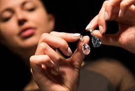 world s most expensive earrings world s most expensive diamond earrings sell for 45 million
