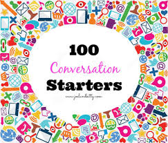 Conversing Dining Table Table Talk 100 Conversation Starters Social Icons Bubbles And