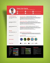 Free Unique Resume Templates 100 Resume Design Templates Best 25 Free Creative Resume