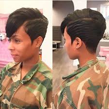 hot atlanta short hairstyles best 25 short black haircuts ideas on pinterest short cuts