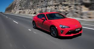 toyota sports car 2017 toyota 86 pricing and specs updated sports car now on sale