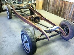 joe smith early v8 u0026 rod 1932 ford chassis for sale sold