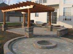 Attached Pergola Designs by Shaded Attached Pergola Design Plans For Your Home Pergolas