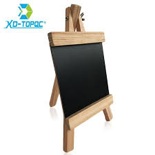 bureau tableau xindi 12 23 cm mini bureau blackboard bois de pin chevalet tableau