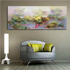 Feng Shui Painting Aliexpress Com Buy Large Canvas Painting Feng Shui Art Chinese