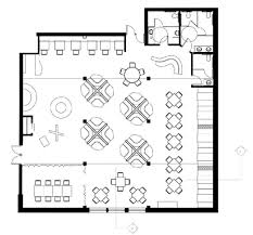 restaurant layout restaurant floor plan crtable