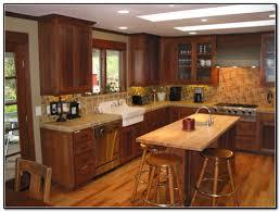 amish quarter sawn oak kitchen cabinets kitchen