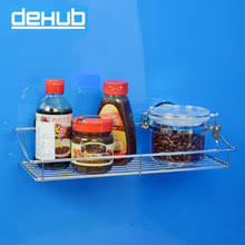 Stainless Steel Wall Spice Rack Stainless Steel Spice Rack Wall Mounted Online Shopping The World