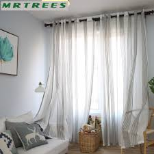 Curtains For The Kitchen Compare Prices On Striped Sheer Curtains Online Shopping Buy Low
