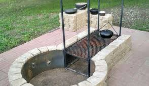 grill grates for fire pits pit design ideas intended outdoor