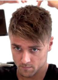 haircuts for hair shoter on the sides than in the back 161 best mens hair images on pinterest man s hairstyle men s cuts