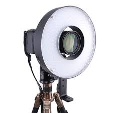 ring light for video camera big led ring light video photography shoot through daylight with