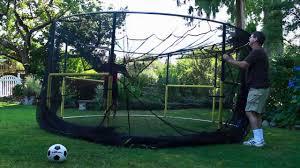 backyard sports arena assembly youtube