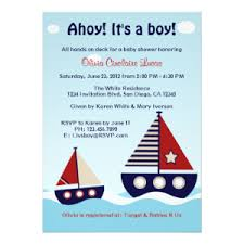 nautical baby shower invitations nautical baby shower invitations baby shower invitations