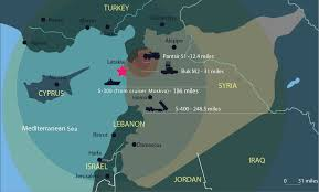 Map Of Syria And Russia How Is Russia Keeping Its Planes Safe In The Syrian Skies