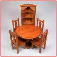 Dollhouse Dining Room Furniture Awesome Dollhouse Dining Room Furniture Contemporary
