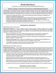 Sample Resume For Banking Operations by Mortgage Operations Manager Resume Free Resume Example And