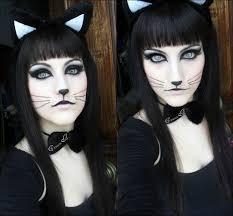 tutorial trucco da gatta cat make up youtube