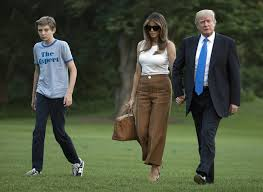 where does trump live now in washington melania trump still no social butterfly wtop