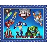 transformers rescue bots 1 edible cake or cupcake topper edible transformers rescue bots characters edible cake topper