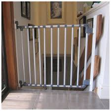safety gates for stairs with spindles retractable safety gates