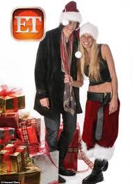 holidays are a drag howard stern shows feminine side while wife