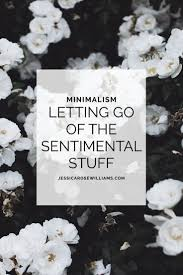 how to declutter the sentimental stuff learning